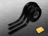 HS-0002黑色导电保护带